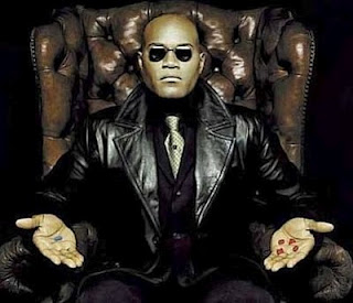 matrix Morpheus Red or Blue Pill Happiness Part 5: What makes it Work?